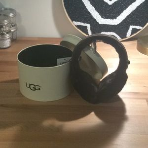 Ugg Earmuffs - Brand New